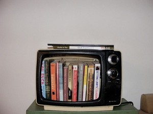 Books vs. Television (can't we all just get along)