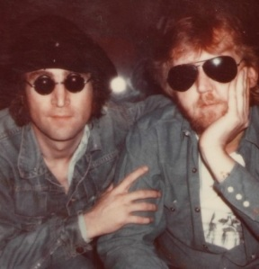 Nilsson and Lennon