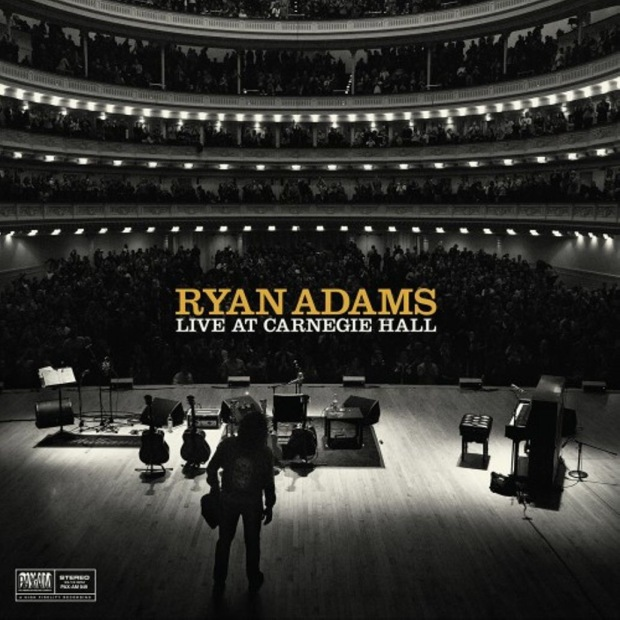 Ryan Adams Live at Carnegie Hall