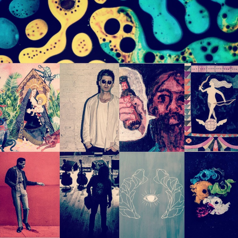 Best Albums of 2015 by Kenny Bringelson